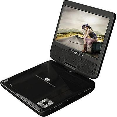 Portable DVD player 17.78 cm 7 Reflexion DVD7002 built-in DVD play...