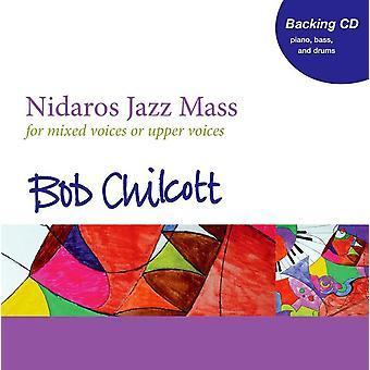 Nidaros Jazz Mässa Bob Chilcott