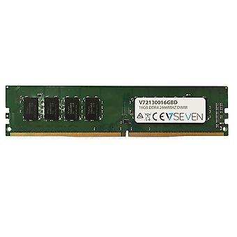 RAM-geheugen V7 V72130016GBD 16 GB DDR4
