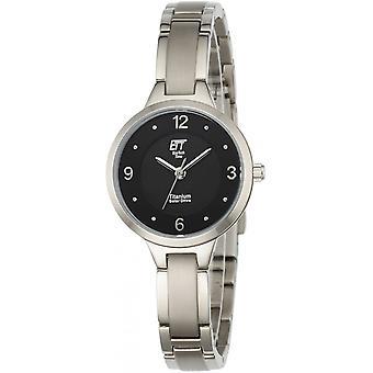 ONE (Eco Tech Time) Grey Titanium ELT-12044-21M Women's Watch