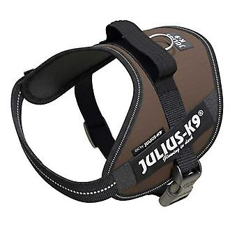 Julius-K9 IDC-Powerharness For Dogs Size: Mini, Brown