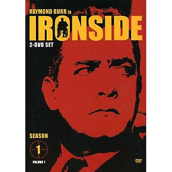 Ironside: Vol. 1-Season 1 [DVD] USA import