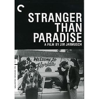 Fremmed end Paradise [DVD] USA importerer