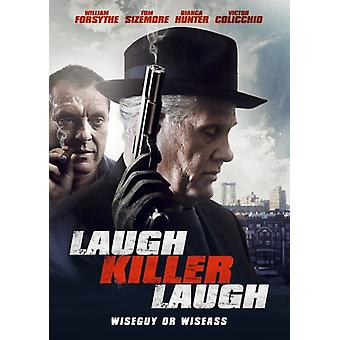 Laugh Killer Laugh [DVD] USA import