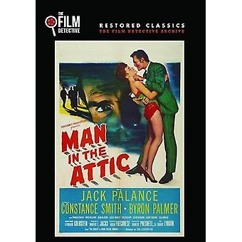 Man in the Attic [DVD] USA import