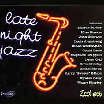 Late Night Jazz - Late Night Jazz [CD] USA import