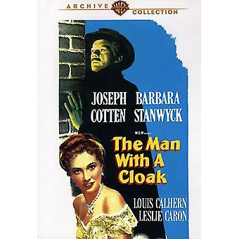 Man with a Cloak [DVD] USA import