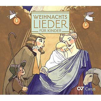 Weigele / Kinderchor Singsalasing - Weihnachtslieder Fur Kinder (Christmas Carols for [CD] USA import