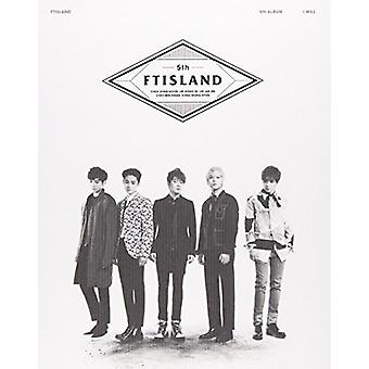 Ftisland - I Will: Deluxe Edition [CD] USA import