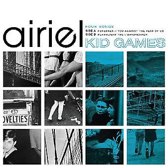 Airiel - Kid Games [Vinyl] USA import