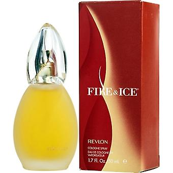 Fire & Ice by Revlon for Women 1.7oz Cologne Spray