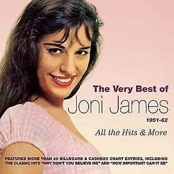 Joni James - James Joni-zeer beste van Joni James 19 [CD] USA import