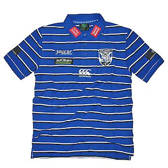 CCC Bulldogs NRL spelare Media Rugby Polo Shirt