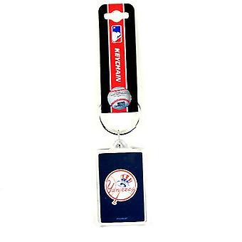 ניו יורק יאנקיז MLB מחזיק מפתחות אקרילי
