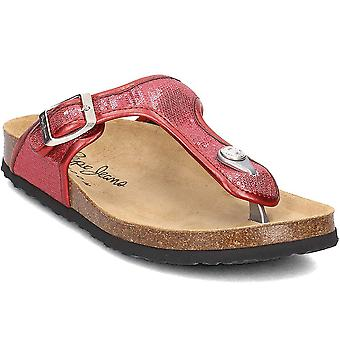 Pepe Jeans Oban Sequins PLS90331216 universal summer women shoes
