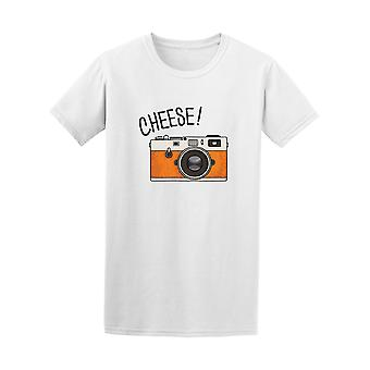 Photo Vintage Camera fromage Graphic Tee - Image de Shutterstock