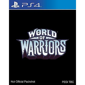 World of Warriors PS4 Game