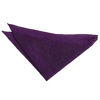Púrpura de Cadbury punto Plaza de bolsillo