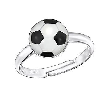 Football - 925 Sterling Silver Rings - W28323X