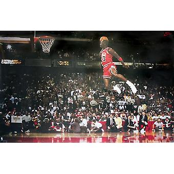 Concurso de poster de Michael Jordan Slam Dunk 89.6 x 59.5 cm