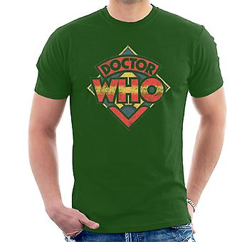Doctor Who 70s Logo t-paidat