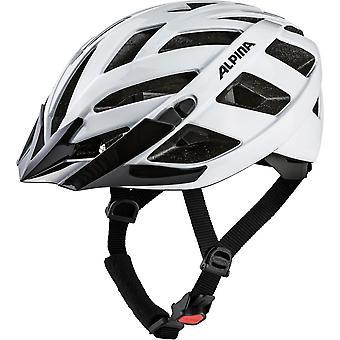 Alpina p mamie de casque de vélo classic / / blanc