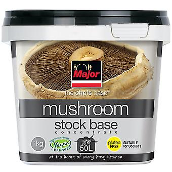 Major Gluten Free Concentrated Mushroom Stock Base