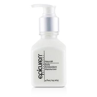 Epicuren nutrir hidratante antioxidante diário - para combinação & tipos de pele sensível - 125ml/4oz