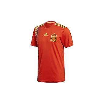 Adidas Spain Home Jersey CX5355 football all year men t-shirt