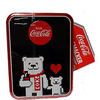 Lip Smacker Coca Cola Annual Tin -Pixel - 6 Piece