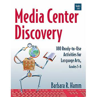 Media Center Discovery - 180 Ready-to-use Activities for Language Arts