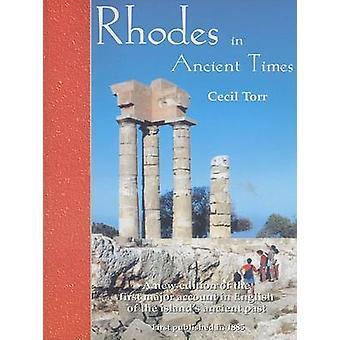 رودس في العصور القديمة--نشرت لأول مرة في عام 1885 بعربة سيسيل-جيرا