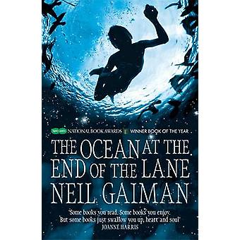 The Ocean at the End of the Lane by Neil Gaiman - 9781472200341 Book