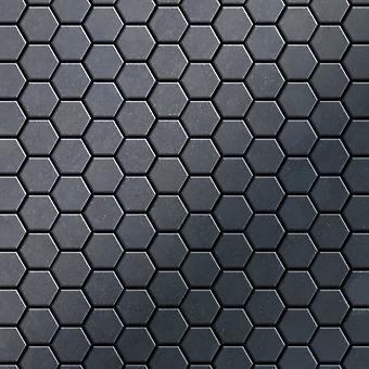 Metal mosaik Rastål ALLOY Honey-RS