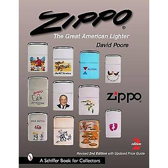 Zippo - de grote Amerikaanse aansteker door David Poore - 9780764323379 boek