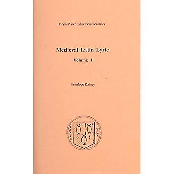 Medieval Latin Lyric: 1