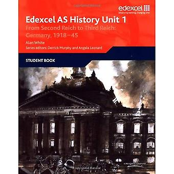 Edexcel GCE History Unit 1 F7 from Second Reich to Third Reich: Germany 1918-45
