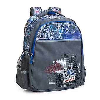 Backpack Skpat with top handle padded 15 litres 53904