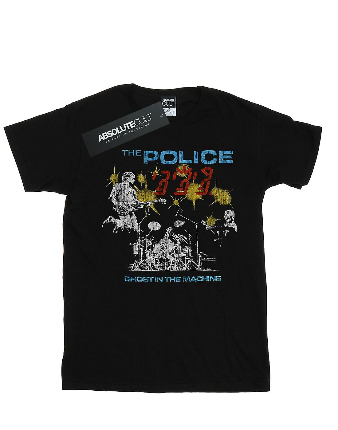 The Police Girls Ghost In The Machine T-Shirt