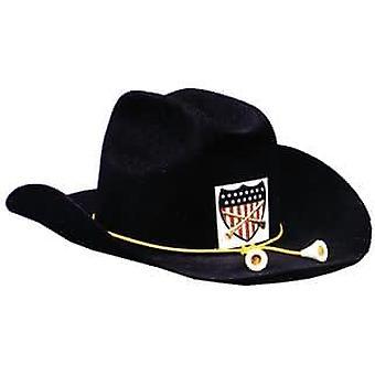Civil War Ofc Hat Qul Bu Sm For Men