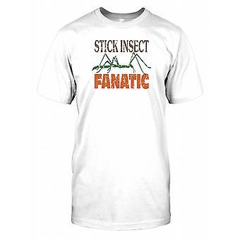 Stabheuschrecke fanatischen Kinder T Shirt