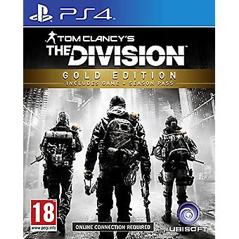 Tom Clancys The Division - Gold Edition (PS4) - New