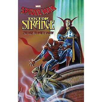Spider-man/doctor Strange - The Way To Dusty Death by Stan Lee - Frank