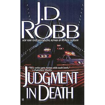 Judgment in Death by J D Robb - Nora Roberts - 9781417711901 Book
