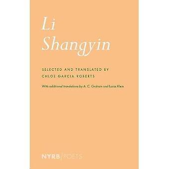 Li Shangyin by Li Shangyin - 9781681372242 Book