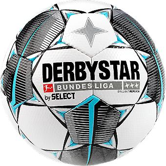 DERBYSTAR Training Ball-BUNDESLIGA BRILLANT REPLICA 19/20