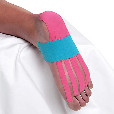 Kinesio Pre Cut Tape - FOOT