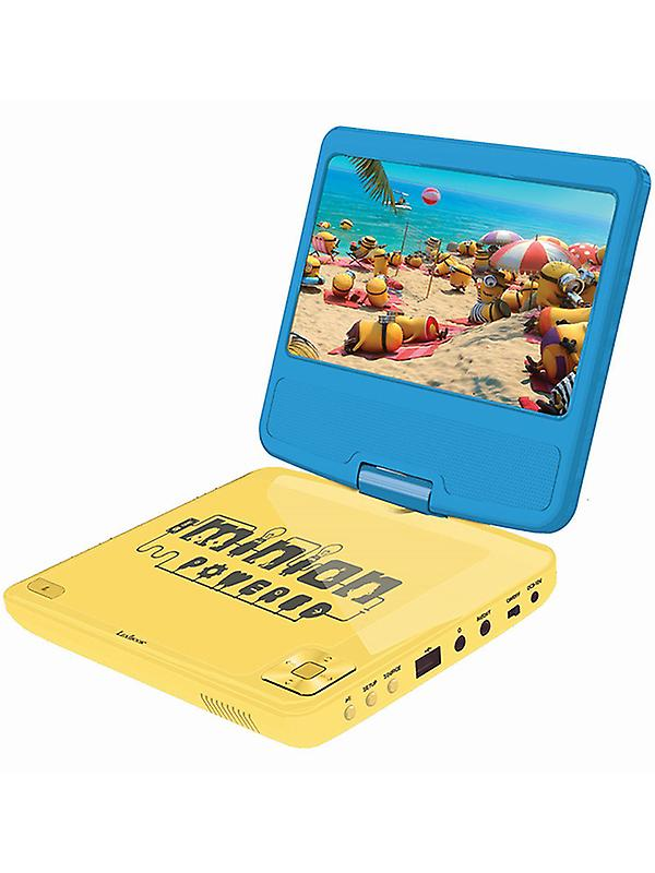 Despicable Me Minions Portable DVD Player