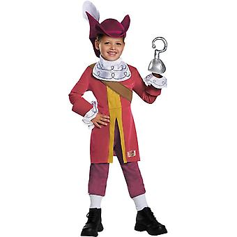 Disney Captain Hook Child Costume