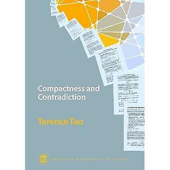 Kompakthed og modsigelse af Terence Tao - 9780821894927 bog